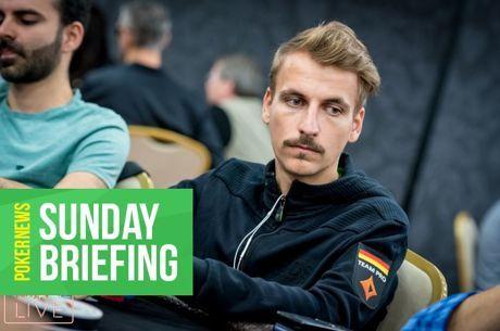 Online Poker Sonntag: Gruissem führt bei der partypoker MILLIONS Online