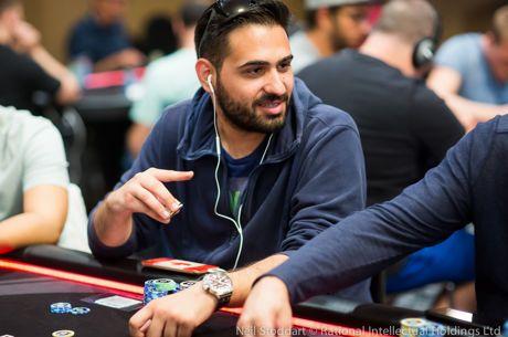 Προκρίθηκε ο Πάρης Τσοκαρίδης από τη Day 1B του Master Classics of Poker Main Event