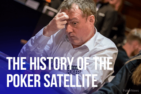 The History of the Poker Satellite: Part Two with Dara O'Kearney