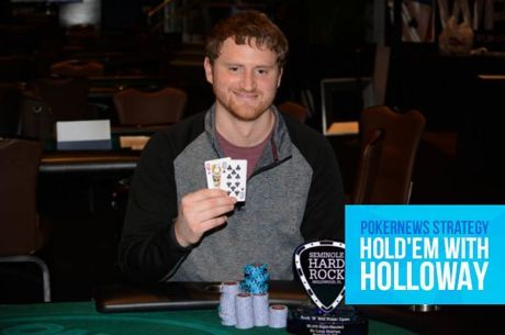 Hold'em with Holloway, Vol. 90: David Peters Makes Beastly Call Against Will Givens