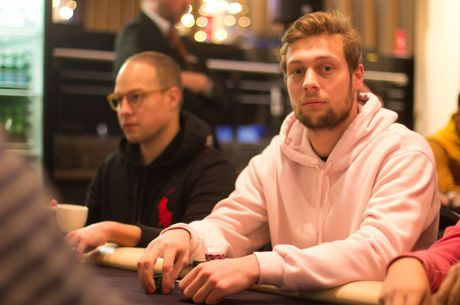 Mulder and Kramer Lead International MCOP Event Final Table