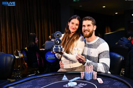 Matas Cimbolas Wins the £2,200 High Roller in London (£42,505)