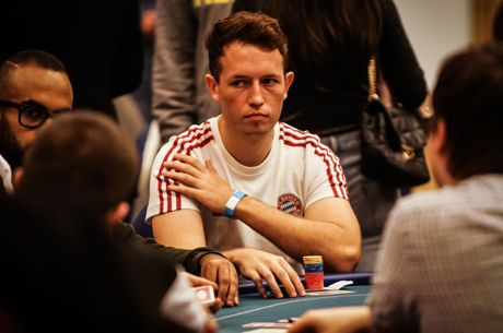 UK & Ireland Online Poker Rankings: girafganger7 and Noonan up to second