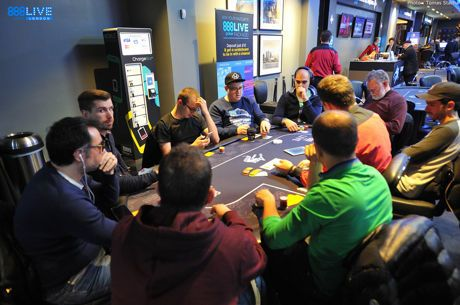 Labat Tops Day 1a; Cynn Among 23 Survivors at 888poker LIVE London