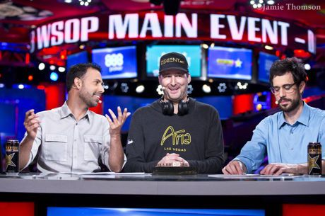 Phil Hellmuth Discusses NBA's Draymond Green & More on Domenick Nati Show