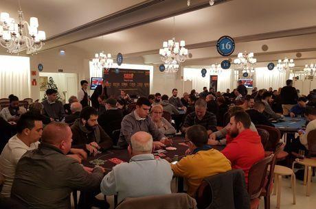 Más de 100 jugadores se cuelan en el Día 3 del CEP por PokerStars Peralada 2018