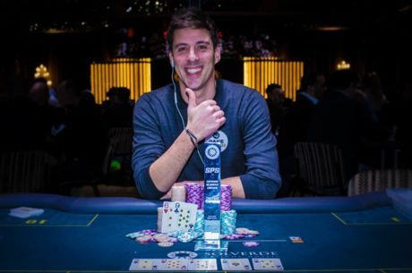 Artur Coelho Campeão do High Roller do Solverde Poker Season Main Event