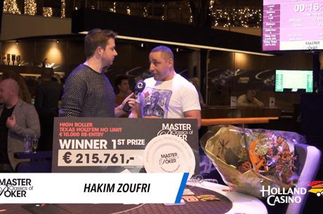 MCOP 2018 Journaal Dag 11: Zoufri wint zijn tweede bordje!