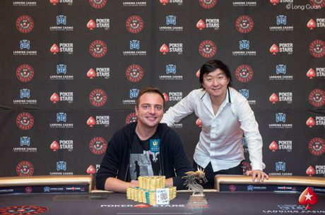 Romain Arnaud Defeats Rui Cao to Win Jeju Red Dragon SHR for $668K