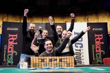 Necunoscutul Laurentiu Avram trece de jucatori de top in finala IPC PokerTour si castiga 62.150€