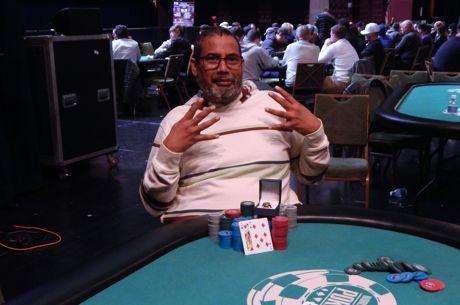 WSOP Circuit : 8e bague en 24 mois pour un joueur de Trinidad & Tobago