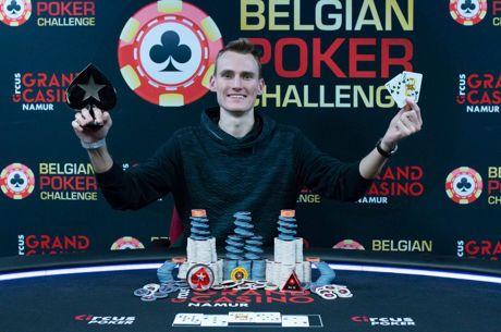 Belgian Poker Challenge : Le Polonais Marcin Puczylowski triomphe, le Français Donato Sparavilla encaisse 79.208€ (2e)
