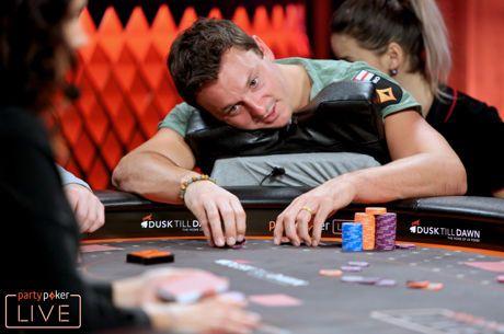 Wielka gra cash na PartyPoker: Trickett wygrywa $300,000
