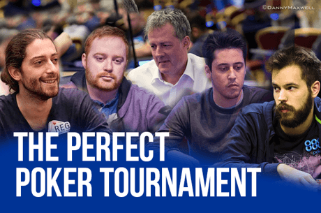 The Perfect Poker Tournament Part 1: How Many Players Should Sit at the Poker Table?
