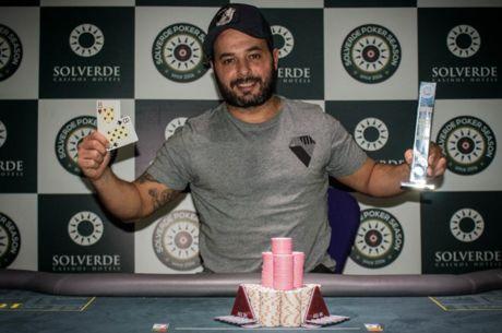 Nuno Rocha Conquista Main Event Solverde Poker Season 2018 (€42,841)