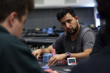 Dia 4 do Main Event BSOP Millions com Luciano Capanema na Frente