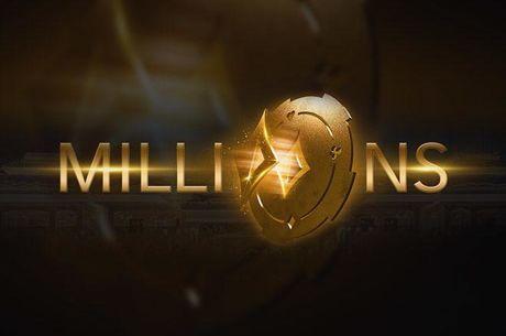 MILLIONS Online do partypoker Supera $20 Milhões Garantidos