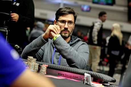 Ricardo Mostacero Lidera na Mesa Final do Main Event do BSOP Millions