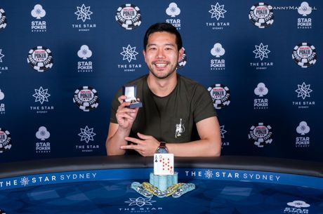 Matt Wakeman Wins WSOPC The Star Sydney $5,000 Challenge for A$255,311
