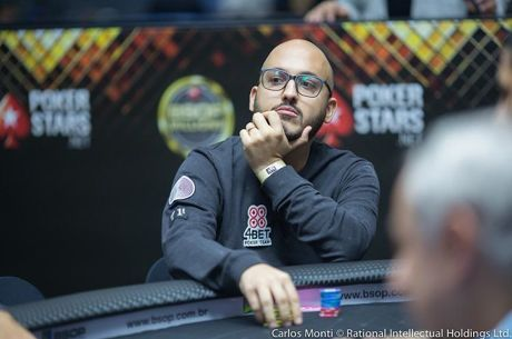 Forras Online: Diego Bittar Dá Show nas Mesas do PokerStars & Mais