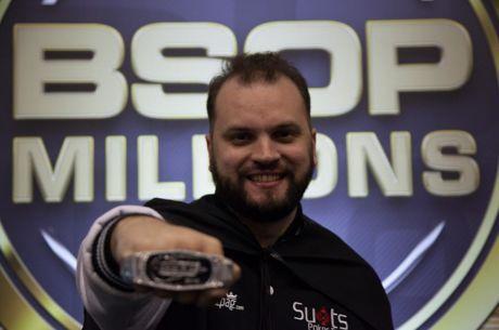 Saulo Sabioni é o Campeão Brasileiro de Poker de 2018