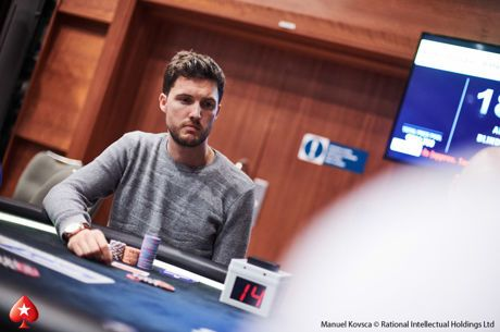 Thomas Boivin Among 19 Day 1 Survivors in 2018 EPT Prague €10,300 NLH