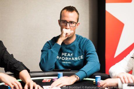 Jan Schwippert unter den letzten 19 beim EPT Prague €10,300 NLH