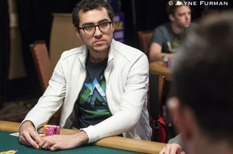 "Rafael ""GM_VALTER"" Moraes Quarto no $1,050 Fast Friday do PokerStars"