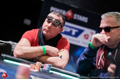 Tuna Leads Final Five in EPT Prague €10,300 High Roller
