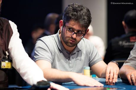 Ali Aflatounian Bags Lead After an Impressive Performance on Day 1B of WSOPC Sydney