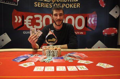 Apollonia: Ο Γιώργος Παρτσανάκης κατακτά το ASOP #2 για €7.150 σε 4way deal