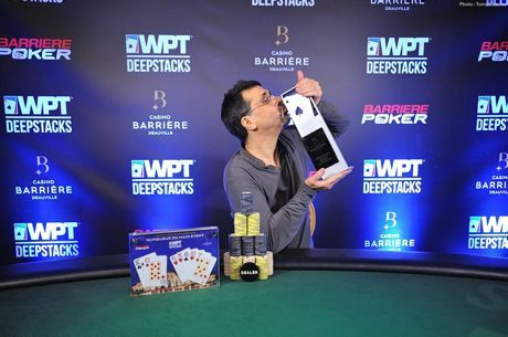 WPTDS Deauville : Saul Berdugo s'impose pour 100.000€
