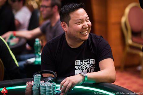 European Poker Tour Praag - Jasper Meijer van Putten met gigantische stack naar Dag 2 in €1.100 National