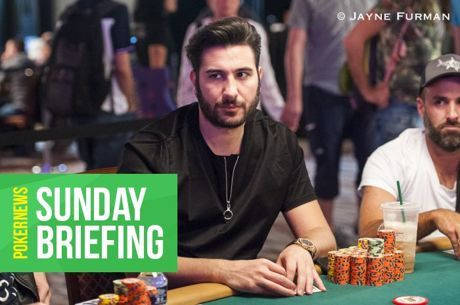 Sunday Briefing: Dario Sammartino Wins Two PokerStars High Rollers