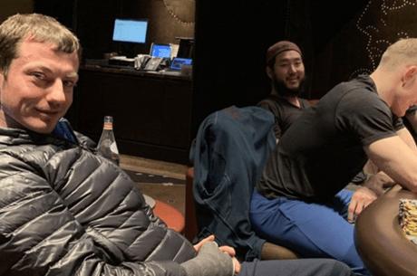Campionul WSOP John Cynn (8.8M$) se incumeta sa joace cash high stakes la Aria