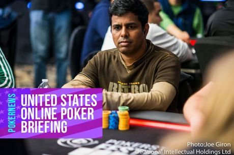 "US Online Sunday Briefing: Sridhar ""sri50k"" Sangannagari Wins $29,336"