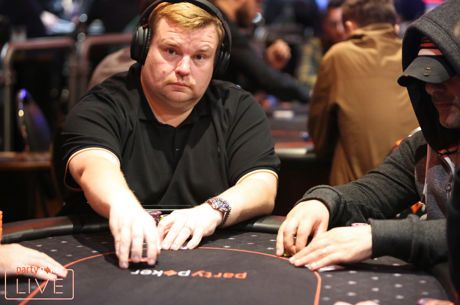 Sunday Briefing: Simon Higgins Wins the partypoker Super High Roller