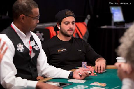 João Simão Vice-Campeão do High Roller Club: $1,050 Sunday Warm-Up & Mais