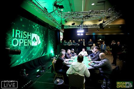 Full 2019 Irish Poker Open Schedule Released