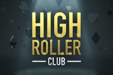 kartt Quinto no High Roller Club: $1,050 Daily Cooldown do PokerStars