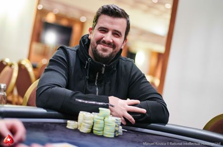 Andras Nemeth Lidera Destacado o €50,000 Super High Roller do EPT Praga