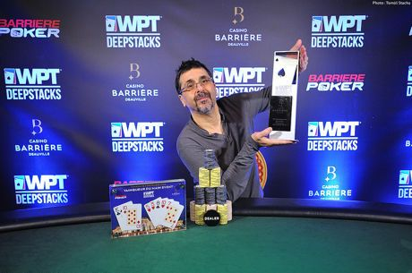 Saul Berdugo Victorious in WPTDeepStacks Deauville to Tune of $111,141