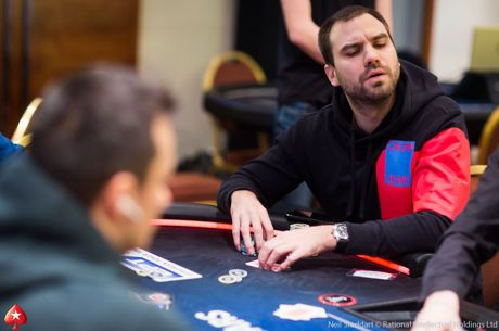 Danilo Velasevic Leads Final Six in €1,100 EPT Prague National
