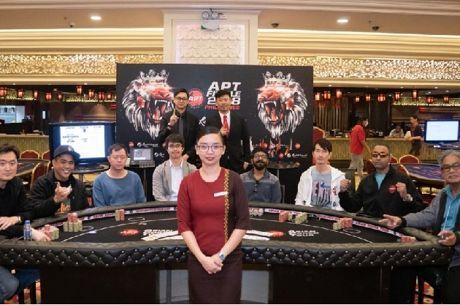 Amanpreet Singh & Aditya Sushant Cash In The ₱ 27,500 GTD 2 Million Monster Stack Event