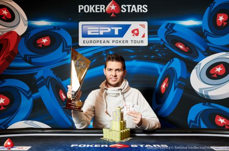 Matthias Eibinger Continues Insane Year, Wins PokerStars EPT Prague €50,000 Super High Roller