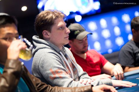 Luke Martinelli Leads as Final Table is Reached on Day 1 of WSOPC Sydney $20K High Roller