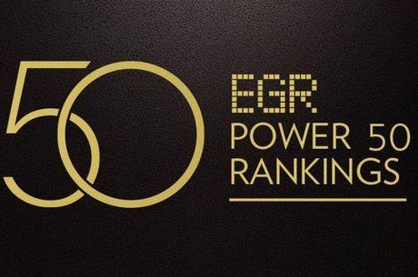 Prvo mesto na lestvici EGR Power 50 še vedno oddano za bet365