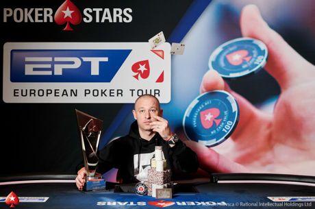 EPT National Prague : Le Jackpot pour Boris Mondrus (382,750€), le Français Ut Tam Vo 6e