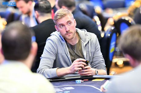 Manig Löeser holt das Five Diamond $25K Highroller