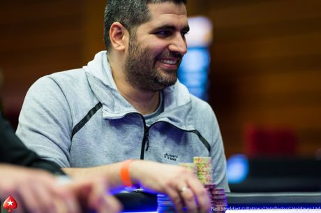 Yaniv Peretz Wins the €2,200 EPT National Prague High Roller